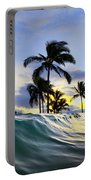 Palm Wave Portable Battery Charger