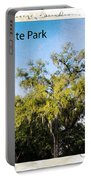 Palmetto State Park Portable Battery Charger