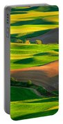 Palouse Fields - June Portable Battery Charger