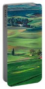 Palouse - Washington - Farms - 4 Portable Battery Charger