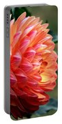 Pamela Howden Dahlia In Color Portable Battery Charger