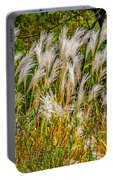 Pampas Grass Portable Battery Charger