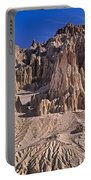 Panaca Formations In Cathedral Gorge State Park Nevada Portable Battery Charger