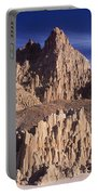 Panaca Sandstone Formations Cathedral Gorge State Park Nevada Portable Battery Charger
