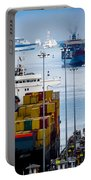 Panama Canal Express Portable Battery Charger