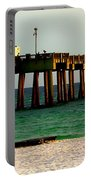 Panama City Beach Pier 2  Portable Battery Charger