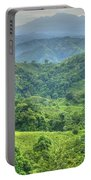 Panama Landscape Portable Battery Charger