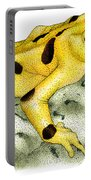 Panamanian Golden Frog Portable Battery Charger