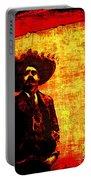 Pancho Villa Portable Battery Charger