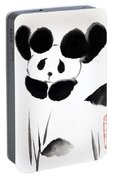 Panda Time Portable Battery Charger