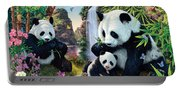 Panda Valley Portable Battery Charger