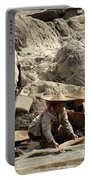 Panning For Gold Mekong River 2 Portable Battery Charger