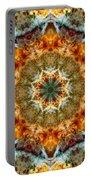 Panorama Carina Nebula II Portable Battery Charger