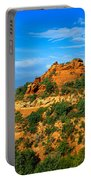 Panoramic View, Sedona, Arizona Portable Battery Charger