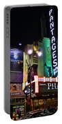 Pantages Theater Portable Battery Charger