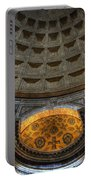 Pantheon Ceiling Detail Portable Battery Charger