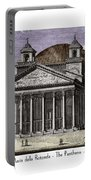 Pantheon Santa Maria Della Rotonda Portable Battery Charger