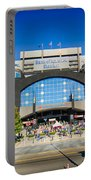 Panthers Stadium Portable Battery Charger