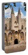 Papal Castle In Avignon Portable Battery Charger