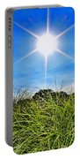 Papyrus In The Sun Portable Battery Charger
