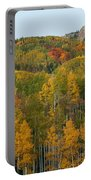 Paradise Autumn Portable Battery Charger