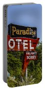 Paradise Motel Portable Battery Charger