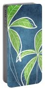 Paradise Palm Trees Portable Battery Charger