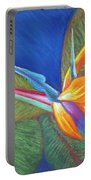 Paradise Pastel Portable Battery Charger