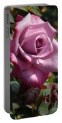 Paradise Rose  Portable Battery Charger