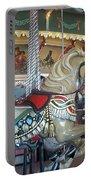 Paragon Carousel Nantasket Beach Portable Battery Charger