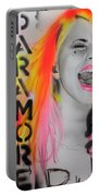 Paramore Portable Battery Charger