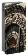 Paramount - Broadway - Nyc Portable Battery Charger