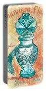 Parfum Portable Battery Charger by Debbie DeWitt