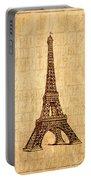 Paris Portable Battery Charger