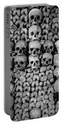 Paris Catacombs Portable Battery Charger