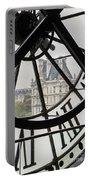 Paris Clock Portable Battery Charger