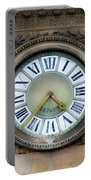 Paris Clocks 1 Portable Battery Charger