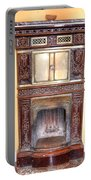 Paris Fireplace Portable Battery Charger