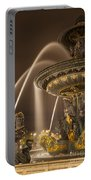Paris Fountain Portable Battery Charger