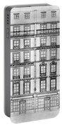 Paris Houses, 1841 Portable Battery Charger