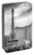 Paris Las Vegas Portable Battery Charger