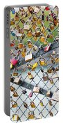 Paris - Locks Of Love Portable Battery Charger