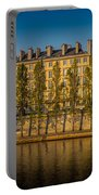 Paris Morning Portable Battery Charger