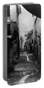 Paris Old Street, C1860 Portable Battery Charger
