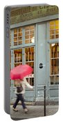 Paris Umbrella Portable Battery Charger