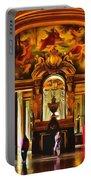 Parisian Opera House Portable Battery Charger