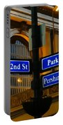 Park Avenue Portable Battery Charger
