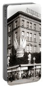 Parker Bridget And Company Department Store - Washington Dc 1921 Portable Battery Charger