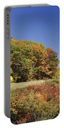 Parkway Road In North Carolina Portable Battery Charger