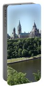Parliament Hill - Ottawa Portable Battery Charger